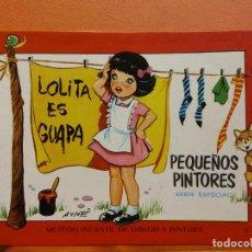 Livros em segunda mão: PEQUEÑOS PINTORES Nº11. MÉTODO INFANTIL DE DIBUJO Y PINTURA. EDICIONES TORAY. Lote 207730271