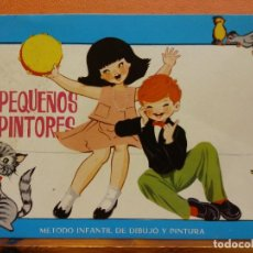 Livros em segunda mão: PEQUEÑOS PINTORES Nº2. MÉTODO INFANTIL DE DIBUJO Y PINTURA. EDICIONES TORAY. Lote 207730373
