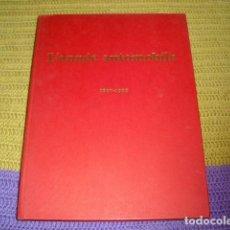 Libros de segunda mano: L'ANNÉ AUTOMOBILE 1967-1968. Lote 207754955