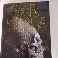 Libros de segunda mano: GENES, GIANTS, MONSTERS, AND MEN: THE SURVIVING ELITES OF THE COSMIC WAR DE FARRELL. Lote 207848942