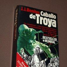 Libros de segunda mano: CABALLO DE TROYA. J. J. BENÍTEZ. PLANETA, 1985, 16ª EDICIÓN. CONTEMPORÁNEA, Nº 39. JESÚS DE NAZARET. Lote 207861271