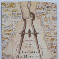 Libros de segunda mano: HISTORIA DEL MUNDO EN 12 MAPAS, JERRY BROTTON (ED. DEBATE, PRIMERA EDICIÓN 2014). Lote 207864313