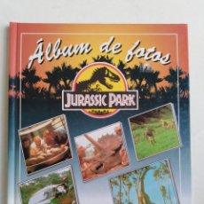 Libros de segunda mano: ÁLBUM DE FOTOS JURASSIC PARK. Lote 207953840