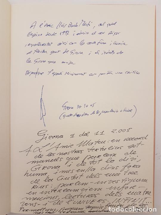 Libros de segunda mano: GIRONA ENCISA, (QUIM TORRA), UNIC EN VENTA, ED. ABADIA, 2005, ILUSTRAT - Foto 2 - 207997105