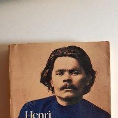 Libros de segunda mano: GORKI - HENRI TROYAT -. Lote 208037463
