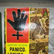 Libros de segunda mano: PÁNICO LOCURA Y POSESIÓN DIABÓLICA-1ª EDICIÓN 1962. Lote 208080771