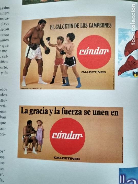 Libros de segunda mano: LIBRO 100 ANIVERSARIO ARETEX, S.A MARCAS CALCETINES CÓNDOR MOLFORTS (1898-1998) - Foto 3 - 208113267