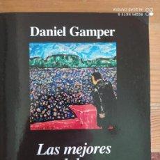 Livros em segunda mão: LAS MEJORES PALABRAS. SE LA LIBRE EXPRESIÓN. DANIEL GAMPER. ANAGRAMA. 2019 157PP. Lote 208123646