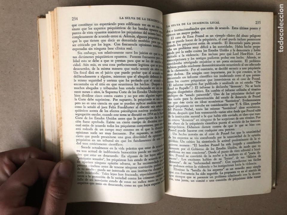 Libros de segunda mano: LA SEÑAL DE CAÍN (SOBRE LA VIOLENCIA HUMANA). FREDRIC WERTHAM. SIGLO VEINTIUNO EDITORES 1971. - Foto 9 - 208165653