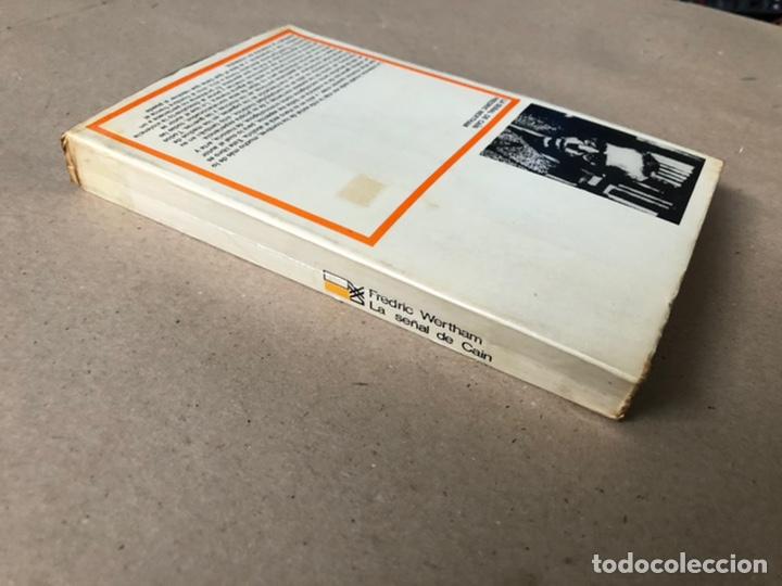 Libros de segunda mano: LA SEÑAL DE CAÍN (SOBRE LA VIOLENCIA HUMANA). FREDRIC WERTHAM. SIGLO VEINTIUNO EDITORES 1971. - Foto 12 - 208165653