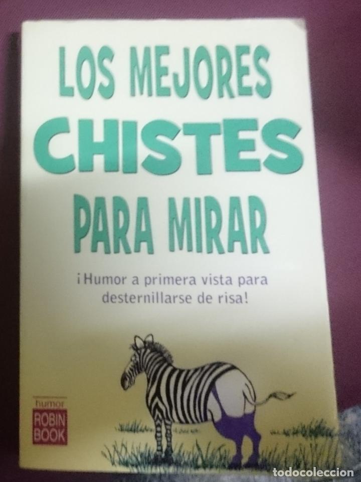 LOS MEJORES CHISTES PARA MIRAR (Libros de Segunda Mano (posteriores a 1936) - Literatura - Otros)