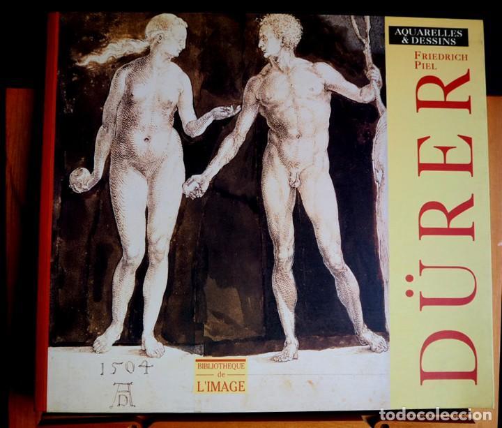 DURER. BIBLIOTHEQUE DE L'IMAGE. AQUARELLES & DESSINS. 1994. (Libros de Segunda Mano - Bellas artes, ocio y coleccionismo - Otros)