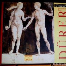 Libros de segunda mano: DURER. BIBLIOTHEQUE DE L'IMAGE. AQUARELLES & DESSINS. 1994.. Lote 208234961