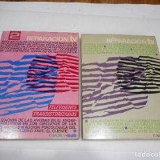 Libros de segunda mano: F. AMOR REPARACIÓN TV (2 TOMOS) Q1140WAM. Lote 208240055