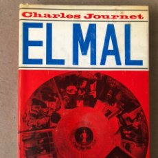 Libros de segunda mano: EL MAL (ESTUDIO TEOLÓGICO). CHARLES JOURNET. EDITORIAL RIALP (1965).. Lote 208251700