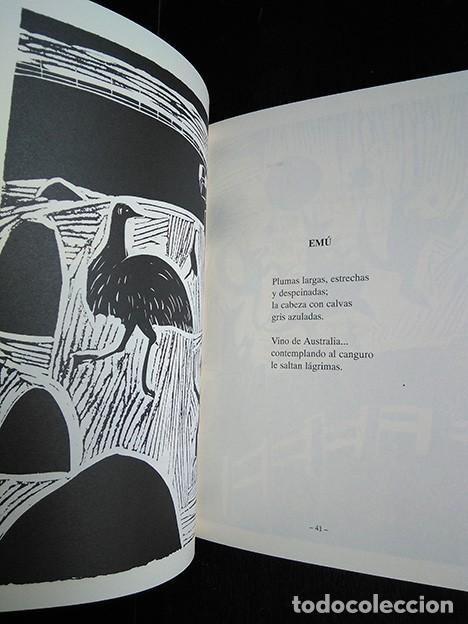 Libros de segunda mano: Bestiario de Cabárceno · Baonza, Romero. Firmado por los autores - Foto 3 - 208289812
