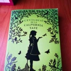 Libros de segunda mano: L´EVOLUCIÓ DE LA CALPURNIA TATE JAQUELINE KELLY - ENVIO CERTIFICADO 5,99. Lote 208334222