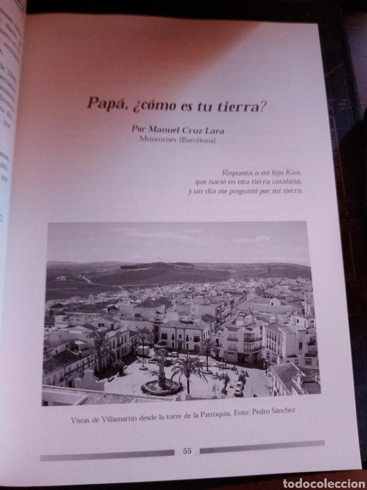Libros de segunda mano: libro Feria de ganado y fiestas de San Mateo 2003 villamartín Cadiz Andalucia - Foto 5 - 208401295
