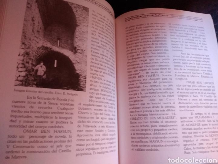 Libros de segunda mano: libro Feria de ganado y fiestas de San Mateo 2003 villamartín Cadiz Andalucia - Foto 7 - 208401295