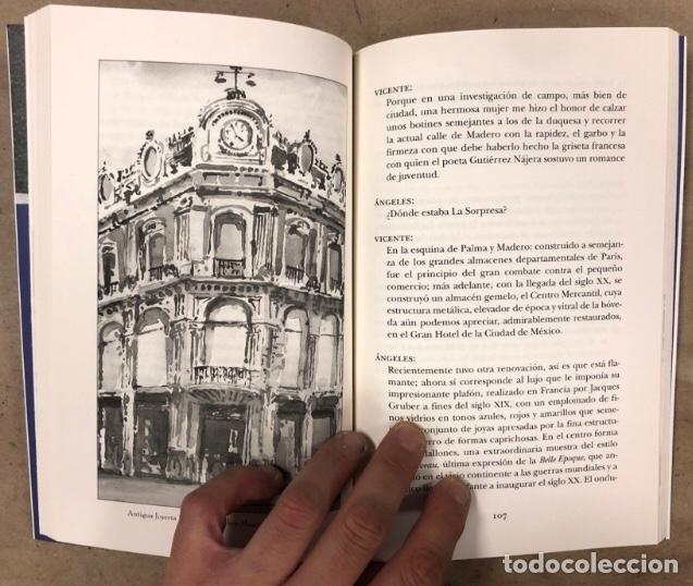 Libros de segunda mano: 1554 MÉXICO 2012 FRANCISCO CERVANTES DE SALAZAR. MATOS MOCTEZUMA, QUIRARTE Y GONZÁLEZ GAMIO - Foto 5 - 208426242