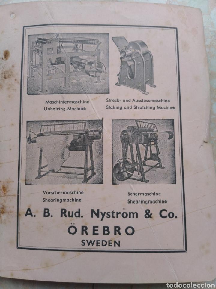 Libros de segunda mano: Directorio Industria Peletera WINCKELMANN 1948 - 49 - 51 Argentina América Latina España Portugal - Foto 4 - 208448406