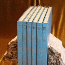 Libros de segunda mano: MANOS MARAVILLOSAS, SEIS TOMOS ENCUADERNADOS MÁS TRABAJOS SIN ENCUADERNAR. EDITORIAL ABRIL,1971. Lote 208471386
