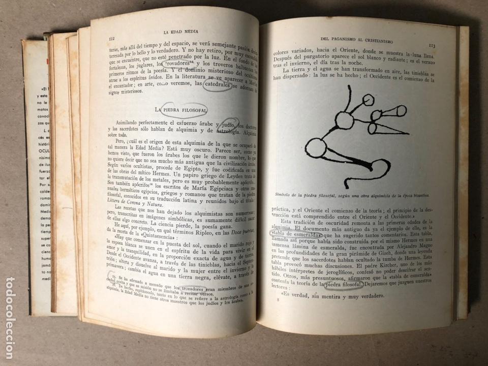 Libros de segunda mano: HISTORIA DEL OCULTISMO. L. de GERIN-RICARD. LUIS DE CARALT EDITOR 1961 (1ªEDICIÓN). - Foto 7 - 208472051