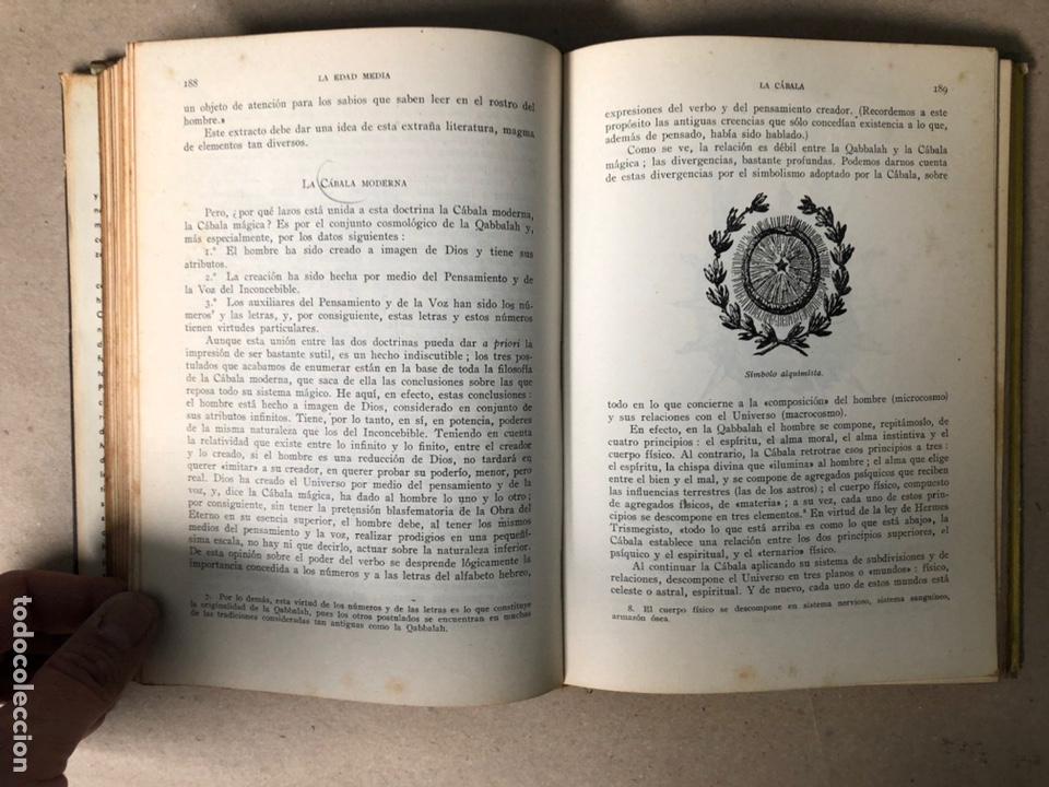 Libros de segunda mano: HISTORIA DEL OCULTISMO. L. de GERIN-RICARD. LUIS DE CARALT EDITOR 1961 (1ªEDICIÓN). - Foto 10 - 208472051