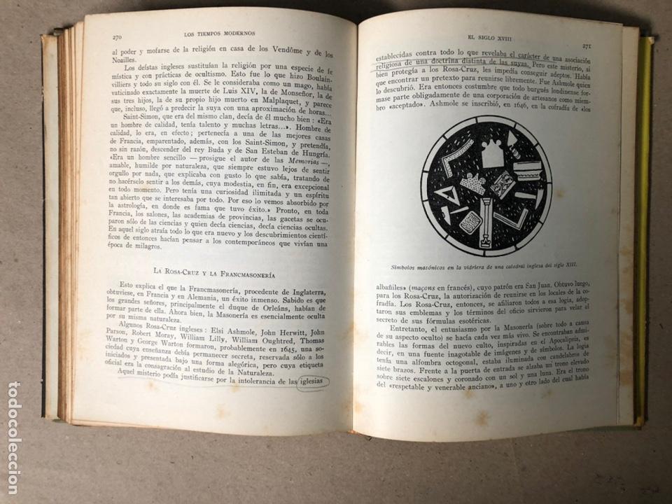 Libros de segunda mano: HISTORIA DEL OCULTISMO. L. de GERIN-RICARD. LUIS DE CARALT EDITOR 1961 (1ªEDICIÓN). - Foto 12 - 208472051