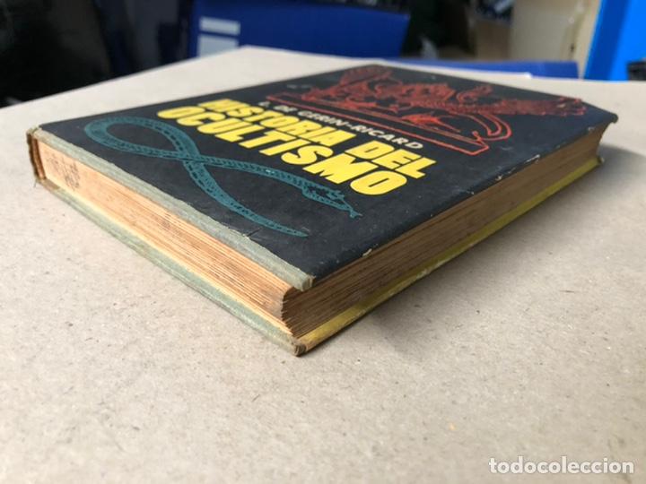 Libros de segunda mano: HISTORIA DEL OCULTISMO. L. de GERIN-RICARD. LUIS DE CARALT EDITOR 1961 (1ªEDICIÓN). - Foto 15 - 208472051