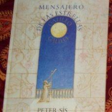 Libros de segunda mano: MENSAJERO DE LAS ESTRELLAS GALILEO GALILEI PETER SÍS. Lote 208687545