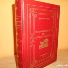 Libros de segunda mano: COMPENDIO HISTORICO DE LA CIUDAD DE SALAMANCA / BERNARDO DORADO / FACSIMIL. Lote 208693963
