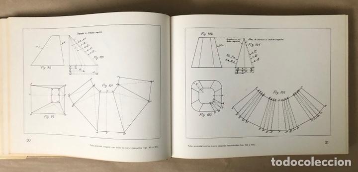 Libros de segunda mano: GUIA DEL TRAZADOR EN CALDERERÍA. LORENZO DEL VAL. EDITORIAL GUSTAVO GILI. CON LIBRO PROBLEMAS. - Foto 6 - 208755548