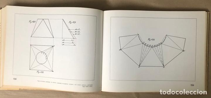 Libros de segunda mano: GUIA DEL TRAZADOR EN CALDERERÍA. LORENZO DEL VAL. EDITORIAL GUSTAVO GILI. CON LIBRO PROBLEMAS. - Foto 10 - 208755548