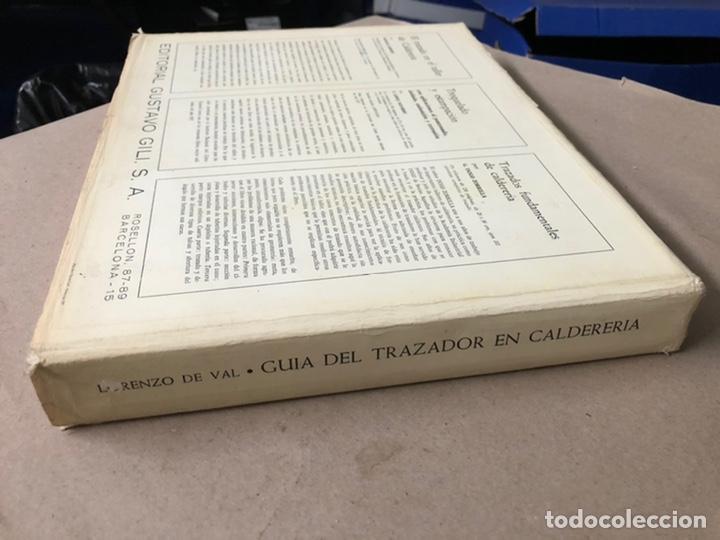 Libros de segunda mano: GUIA DEL TRAZADOR EN CALDERERÍA. LORENZO DEL VAL. EDITORIAL GUSTAVO GILI. CON LIBRO PROBLEMAS. - Foto 19 - 208755548