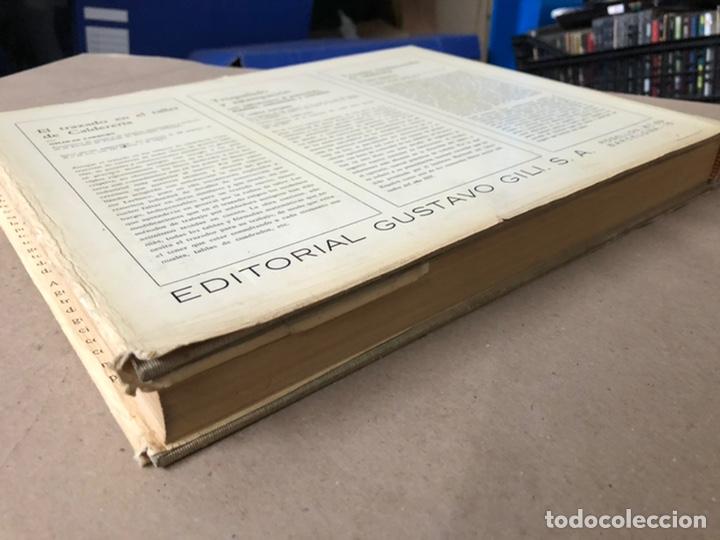 Libros de segunda mano: GUIA DEL TRAZADOR EN CALDERERÍA. LORENZO DEL VAL. EDITORIAL GUSTAVO GILI. CON LIBRO PROBLEMAS. - Foto 20 - 208755548