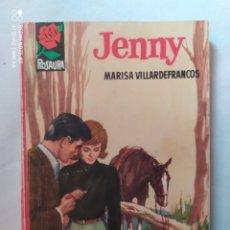 Libros de segunda mano: JENNY. MARISA VILLARDEFRANCOS. COLECCIÓN ROSAURA 824.ED.BRUGUERA , 1965.LIBRO. Lote 208794438