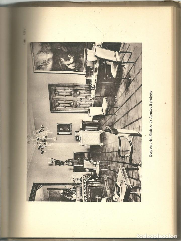 Libros de segunda mano: Juan Bernia - Historia del Palacio de Santa Cruz (1629-1950) - Foto 4 - 208804333