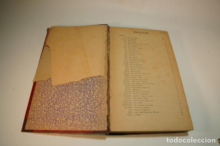 Libros de segunda mano: La esclava blanca. Mayne Reid. Las minas del rey salomón. Rider Haggard. 1ª edición. 1927. BCN. - Foto 3 - 208816395