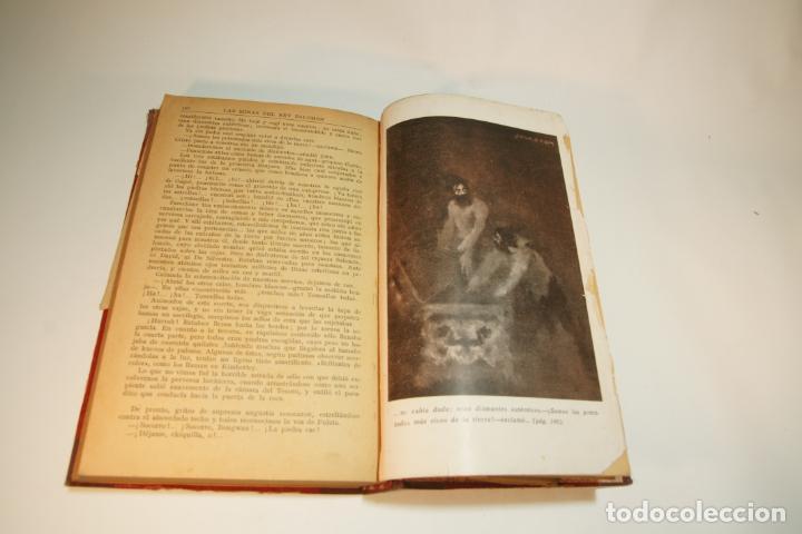 Libros de segunda mano: La esclava blanca. Mayne Reid. Las minas del rey salomón. Rider Haggard. 1ª edición. 1927. BCN. - Foto 7 - 208816395