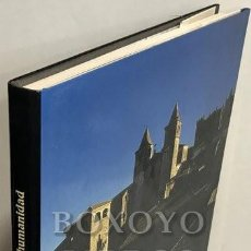 Libros de segunda mano: ANDRÉS ORDAX, SALVADOR (COORDINADOR). CÁCERES. PATRIMONIO DE LA HUMANIDAD. LUNWERG. Lote 208861970