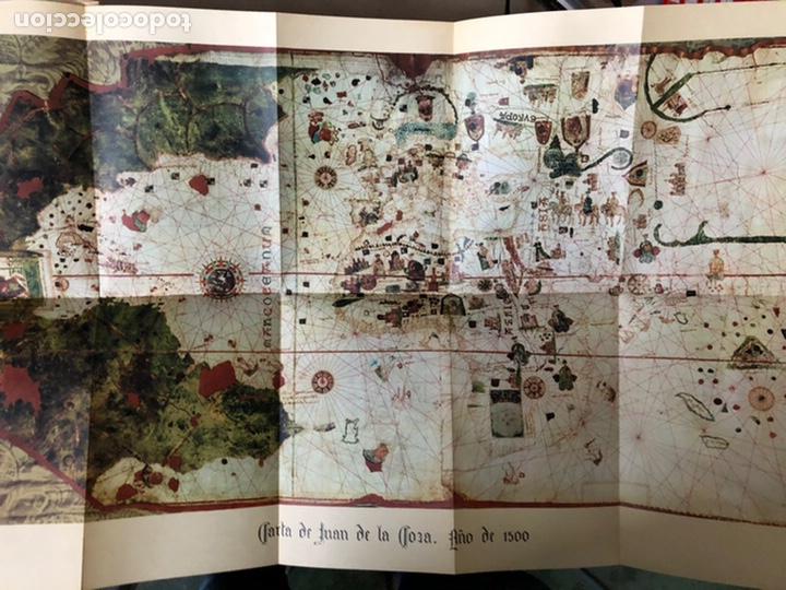 Libros de segunda mano: LA MARINA CÁNTABRA. VV.AA. EDITA: DIPUTACIÓN SANTANDER 1968 (1ªEDICIÓN). 3 TOMOS. - Foto 11 - 208870228