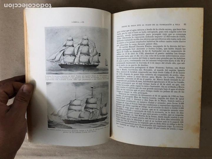 Libros de segunda mano: LA MARINA CÁNTABRA. VV.AA. EDITA: DIPUTACIÓN SANTANDER 1968 (1ªEDICIÓN). 3 TOMOS. - Foto 18 - 208870228