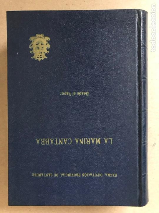 Libros de segunda mano: LA MARINA CÁNTABRA. VV.AA. EDITA: DIPUTACIÓN SANTANDER 1968 (1ªEDICIÓN). 3 TOMOS. - Foto 25 - 208870228