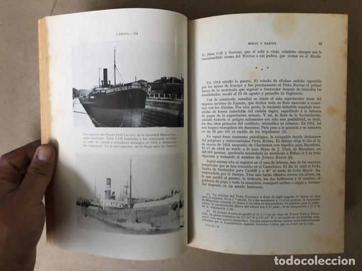 Libros de segunda mano: LA MARINA CÁNTABRA. VV.AA. EDITA: DIPUTACIÓN SANTANDER 1968 (1ªEDICIÓN). 3 TOMOS. - Foto 29 - 208870228