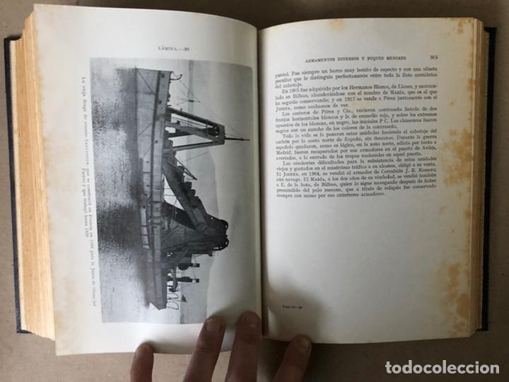 Libros de segunda mano: LA MARINA CÁNTABRA. VV.AA. EDITA: DIPUTACIÓN SANTANDER 1968 (1ªEDICIÓN). 3 TOMOS. - Foto 33 - 208870228