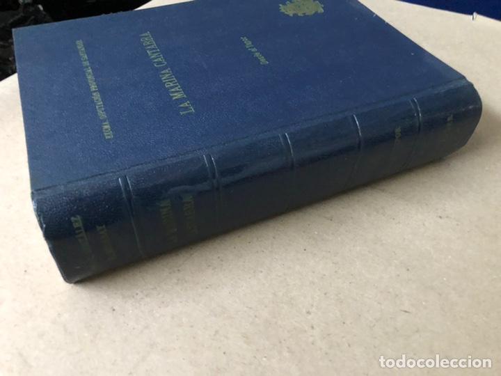 Libros de segunda mano: LA MARINA CÁNTABRA. VV.AA. EDITA: DIPUTACIÓN SANTANDER 1968 (1ªEDICIÓN). 3 TOMOS. - Foto 38 - 208870228