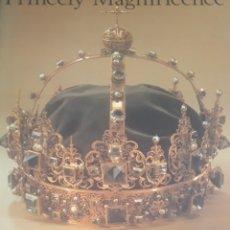 Libros de segunda mano: PRINCELY MAGNIFICIENT COURT JEWELS OF THE RENAISAANCE, LAS JOYAS EN EL RENACIMIENTO.1500-1630. Lote 208967070