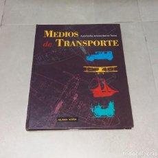 Libros de segunda mano: LIBRO. MEDIOS DE TRANSPORTE. EL PÁIS ALTEA, 1994. Lote 209024583