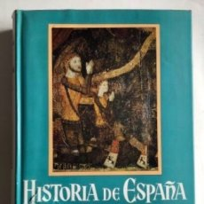 Libros de segunda mano: HISTORIA DE ESPAÑA: ESPAÑA CRISTIANA, CRISIS DE LA RECONQUISTA, LUCHAS CIVILES. RAMÓN FERNÁNDEZ PIDA. Lote 209045101